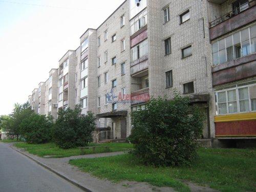 3-комнатная квартира (64м2) на продажу по адресу Новая Ладога г., В мкр., 2— фото 1 из 1