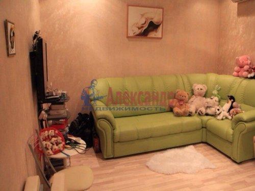 3-комнатная квартира (73м2) на продажу по адресу Московский просп., 191— фото 7 из 20
