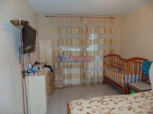 2-комнатная квартира (49м2) на продажу по адресу Сертолово г., Ветеранов ул., 3а— фото 2 из 13