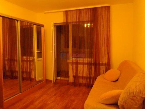 1-комнатная квартира (41м2) на продажу по адресу Науки пр., 17— фото 1 из 9