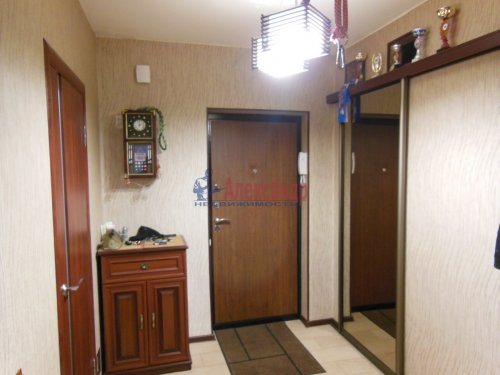 1-комнатная квартира (42м2) на продажу по адресу Парголово пос., Михаила Дудина ул., 25— фото 4 из 5