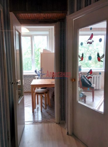 1-комнатная квартира (32м2) на продажу по адресу Лаголово дер., Садовая ул., 4— фото 3 из 11