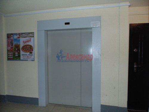 1-комнатная квартира (35м2) на продажу по адресу Парголово пос., 1 Мая ул., 107— фото 13 из 13