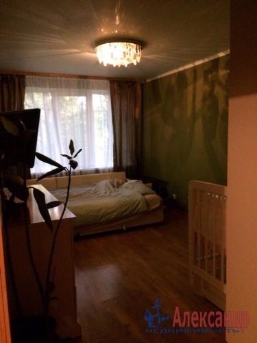 2-комнатная квартира (47м2) на продажу по адресу Славы пр., 22— фото 11 из 16