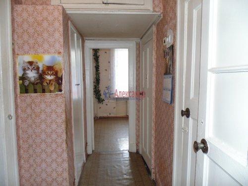 2-комнатная квартира (54м2) на продажу по адресу Песочный пос., Ленинградская ул., 44— фото 5 из 15