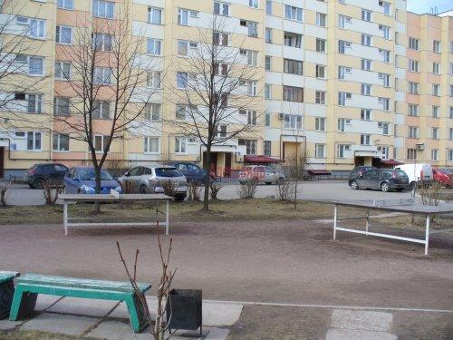 1-комнатная квартира (31м2) на продажу по адресу Пограничника Гарькавого ул., 42— фото 5 из 11