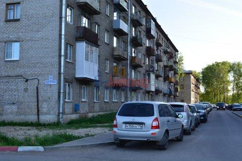 2-комнатная квартира (44м2) на продажу по адресу Колпино г., Лагерное шос., 55— фото 2 из 24