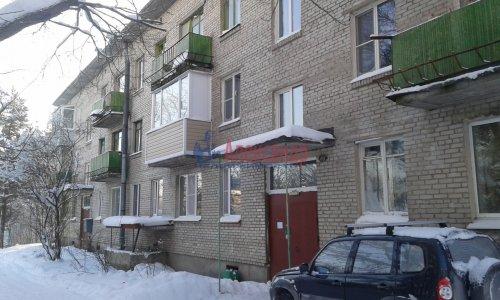 2-комнатная квартира (44м2) на продажу по адресу Кузнечное пгт., Приозерское шос., 7— фото 16 из 20