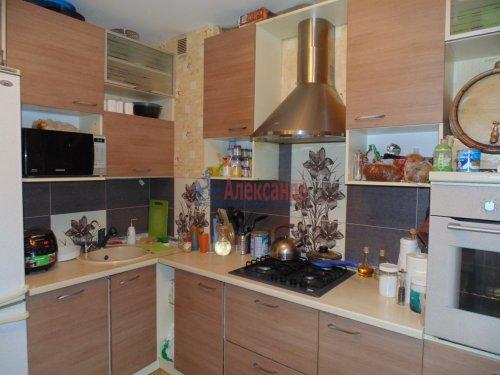 2-комнатная квартира (49м2) на продажу по адресу Сертолово г., Ветеранов ул., 3а— фото 4 из 13
