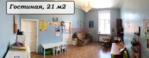 3-комнатная квартира (68м2) на продажу по адресу Выборг г., Прогонная ул., 14— фото 14 из 21
