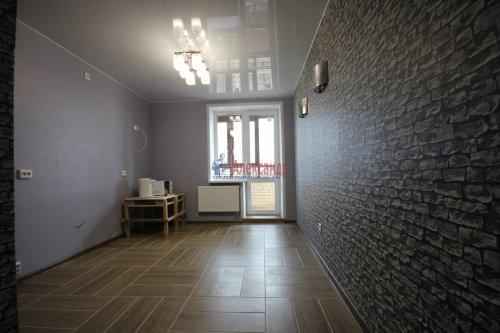 2-комнатная квартира (61м2) на продажу по адресу Мурино пос., Новая ул., 7— фото 2 из 15