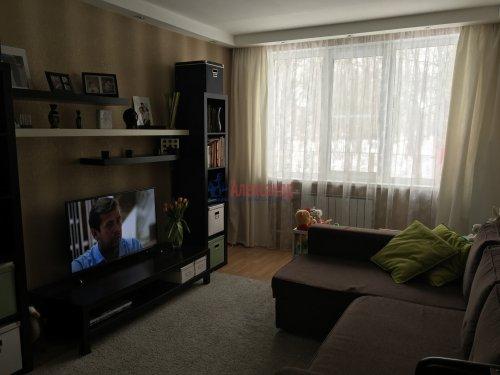 1-комнатная квартира (36м2) на продажу по адресу Романовка пос., Дорога жизни ш.— фото 1 из 6