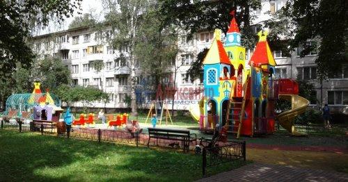 1-комнатная квартира (31м2) на продажу по адресу Учительская ул., 12— фото 12 из 12