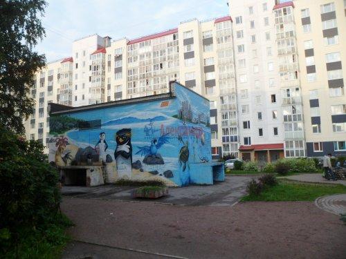 Комната в 3-комнатной квартире (62м2) на продажу по адресу Старая дер., Верхняя ул., 12— фото 17 из 18