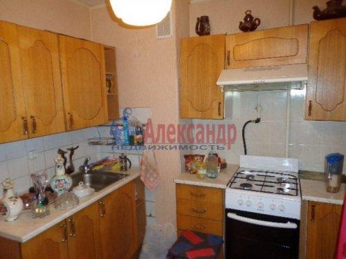 1-комнатная квартира (35м2) на продажу по адресу Художников пр., 9— фото 2 из 8