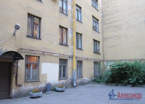 Комната в 3-комнатной квартире (86м2) на продажу по адресу Марата ул., 35— фото 2 из 2