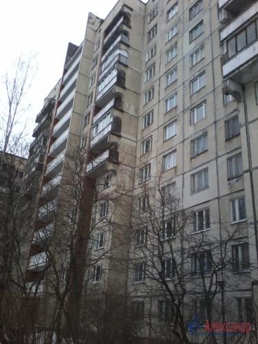 3-комнатная квартира (63м2) на продажу по адресу Академика Байкова ул., 11— фото 1 из 9