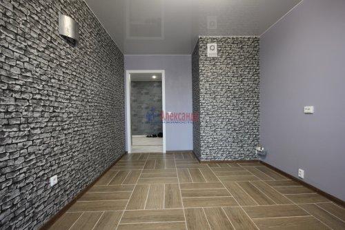 2-комнатная квартира (61м2) на продажу по адресу Мурино пос., Новая ул., 7— фото 3 из 15
