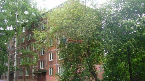 Комната в 2-комнатной квартире (62м2) на продажу по адресу Октябрьская наб., 64— фото 1 из 18
