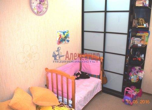 2 комнаты в 6-комнатной квартире (190м2) на продажу по адресу Английский пр., 26— фото 5 из 15