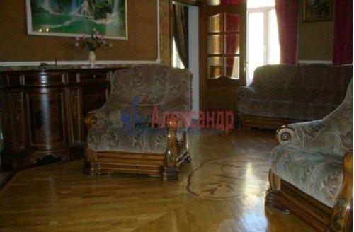 4-комнатная квартира (143м2) на продажу по адресу Большой пр., 63— фото 5 из 27