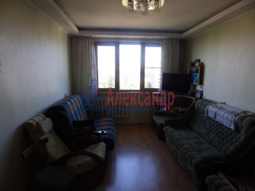 3-комнатная квартира (61м2) на продажу по адресу Всеволожск г., Плоткина ул., 9/73— фото 2 из 14