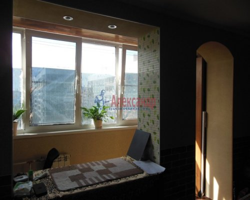 1-комнатная квартира (47м2) на продажу по адресу Сертолово г., Центральная ул., 7— фото 9 из 11