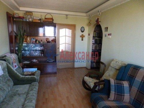3-комнатная квартира (61м2) на продажу по адресу Всеволожск г., Плоткина ул., 9/73— фото 4 из 14