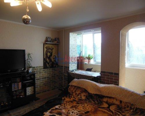 1-комнатная квартира (47м2) на продажу по адресу Сертолово г., Центральная ул., 7— фото 10 из 11