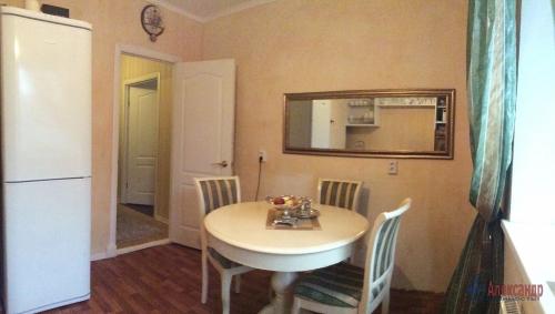 1-комнатная квартира (41м2) на продажу по адресу Шуваловский пр., 74— фото 9 из 16