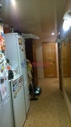 3-комнатная квартира (63м2) на продажу по адресу Пушкин г., Петербургское шос., 13— фото 2 из 23