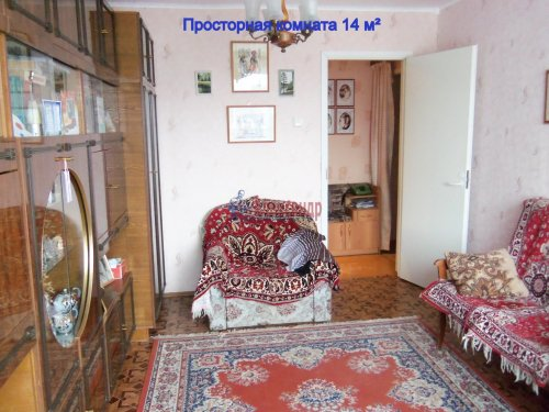 3-комнатная квартира (56м2) на продажу по адресу Выборг г., Кривоносова ул., 15— фото 6 из 13