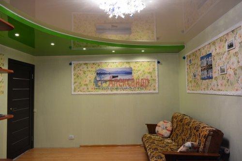 2-комнатная квартира (44м2) на продажу по адресу Колпино г., Лагерное шос., 55— фото 1 из 24