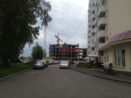 1-комнатная квартира (40м2) на продажу по адресу Парголово пос., Тихоокеанская ул., 27— фото 3 из 10
