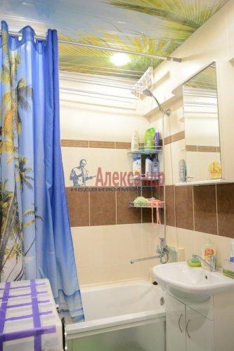 2-комнатная квартира (44м2) на продажу по адресу Колпино г., Лагерное шос., 55— фото 5 из 24