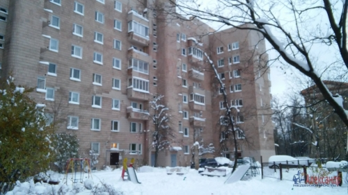 4-комнатная квартира (96м2) на продажу по адресу Покрышева ул., 2— фото 1 из 6