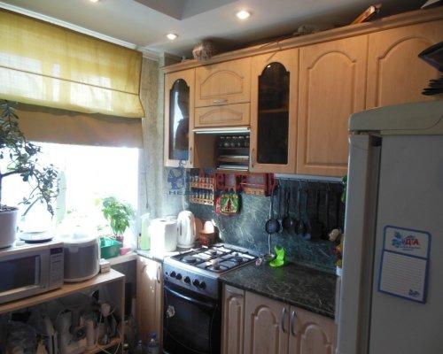 1-комнатная квартира (47м2) на продажу по адресу Сертолово г., Центральная ул., 7— фото 7 из 11