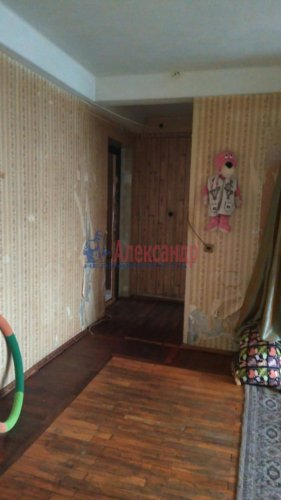 3-комнатная квартира (58м2) на продажу по адресу Добровольцев ул., 48— фото 5 из 9