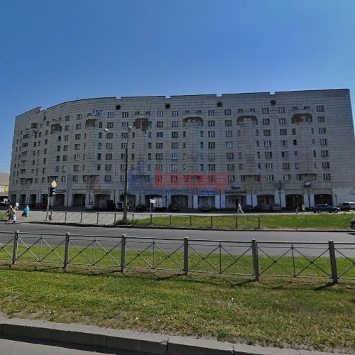 1-комнатная квартира (36м2) на продажу по адресу Художников пр., 9— фото 1 из 13