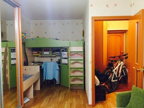 1-комнатная квартира (30м2) на продажу по адресу Народного Ополчения пр., 141— фото 6 из 13