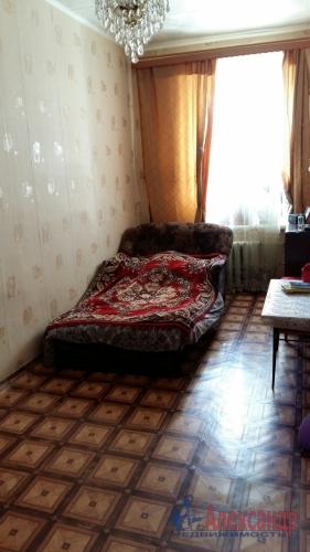 4-комнатная квартира (90м2) на продажу по адресу Лиговский пр., 247— фото 4 из 20