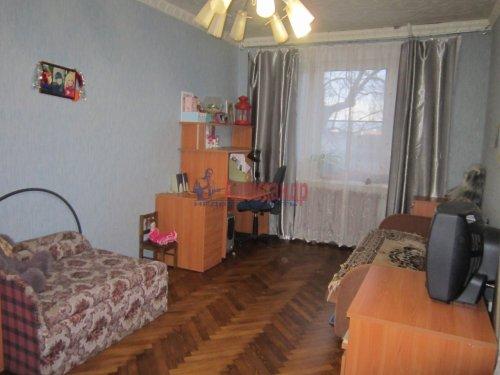 3-комнатная квартира (96м2) на продажу по адресу Петергоф г., Собственный пр., 18— фото 9 из 12
