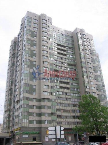 1-комнатная квартира (43м2) на продажу по адресу Купчинская ул., 34— фото 1 из 7