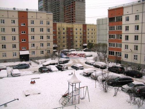 1-комнатная квартира (42м2) на продажу по адресу Шушары пос., Пушкинская ул., 26— фото 9 из 10