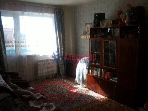 1-комнатная квартира (37м2) на продажу по адресу Шпаньково дер., Алексея Рыкунова ул., 15— фото 2 из 6