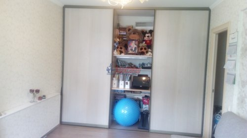 2-комнатная квартира (42м2) на продажу по адресу Софьи Ковалевской ул., 16— фото 6 из 11