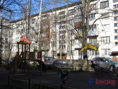 2-комнатная квартира (45м2) на продажу по адресу Антонова-Овсеенко ул., 13— фото 1 из 11
