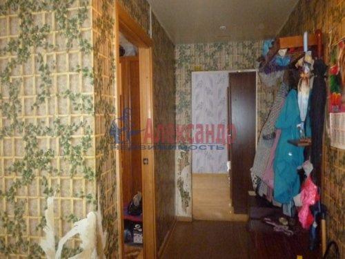 4-комнатная квартира (63м2) на продажу по адресу Всеволожск г., Ленинградская ул., 15— фото 7 из 7