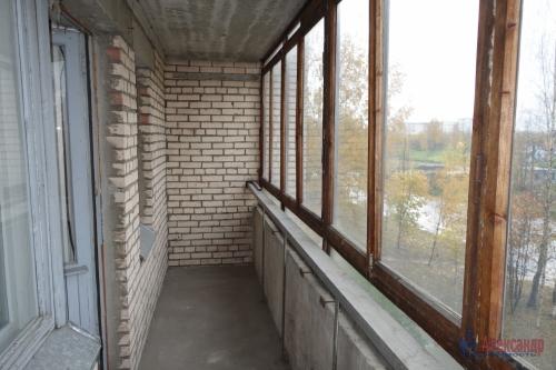 2-комнатная квартира (49м2) на продажу по адресу Металлострой пос., Богайчука ул., 24— фото 20 из 22