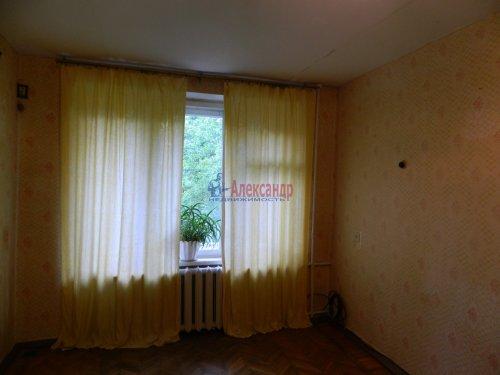 2-комнатная квартира (43м2) на продажу по адресу Волхов г., Молодежная ул., 25— фото 1 из 2